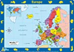 Little Wigwam Europe Map Placemat