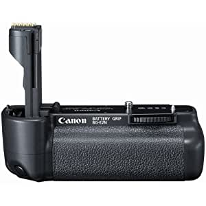 Canon BG-E2N Battery Grip for Canon 20D, 30D, 40D & 50D Digital SLR Cameras (Retail Package)