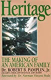img - for Heritage: The Making of an American Family book / textbook / text book