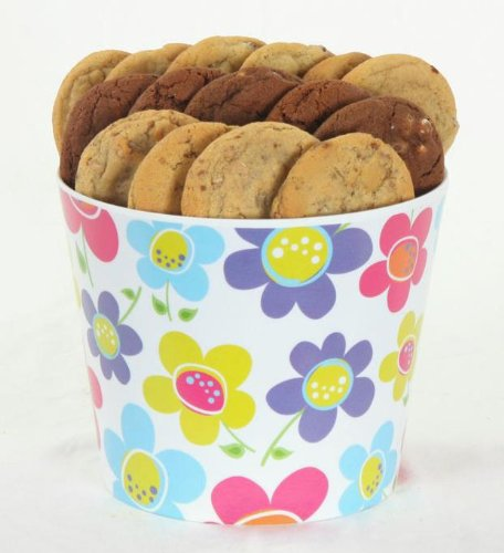 Brilliant Blossom 18 Count Gourmet Cookie Gift