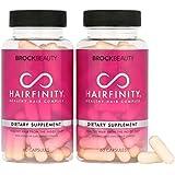 Brock Beauty Hairfinity Healthy Hair Vitamins 120 capsules (2 Months Supply)