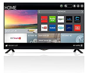 LG Electronics 40UB8000 40-Inch 4K Ultra HD 60Hz Smart LED TV