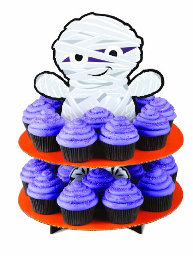 Wilton Mummy Cupcake or Treat Stand