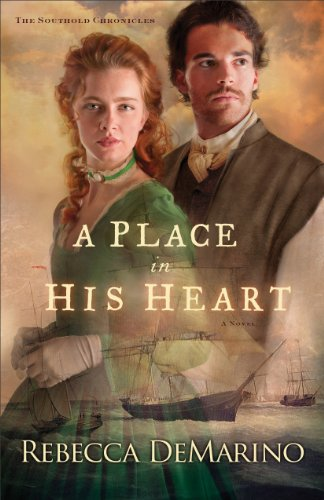 A sweeping historical romance that will take from shores of England to the New World!  A Place in His Heart (The Southold Chronicles Book #1): A Novel by Rebecca DeMarino