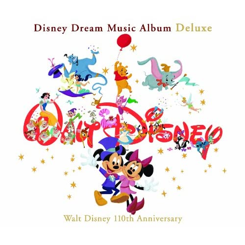 Amazon.com: Disney: DISNEY DREAM MUSIC ALBUM DELUXE(3CD): Music