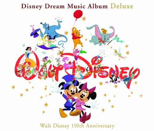 ディズニードリーム・ミュージック・アルバム デラックス(3CD)