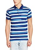 Fort Collins Men's Cotton Polo (92442_Medium_Royal)