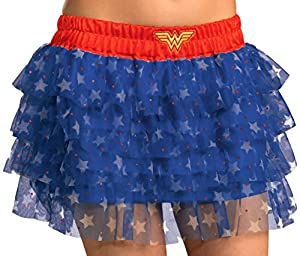 Rubie's Costume DC Comics Justice League Superhero Style Adult Skirt