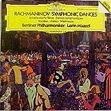 Symphonic Dances Rachmaninov (Lorin Maazel Berliner Philharmoniker, Symphonic Dances Op. 45, Inermezzo, Vocalise...