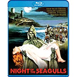 Night Of The Seagulls [Blu-ray]