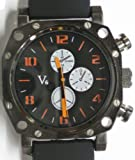 V6 Men Fashion Designer quartz Watches Chronograph look BUY 2 GET 1 FREE
