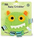 Rich Frog Baby Crinkler Monster