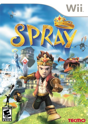 SPRay - Nintendo Wii - 1