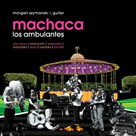Machaca cover