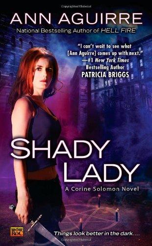 Image of Shady Lady: A Corine Solomon Novel