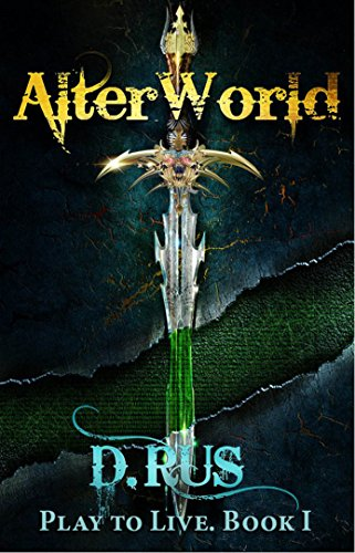 Once a seasoned gamer and now a terminal cancer patient, Max grasps at the chance to roam the virtual reality roads of AlterWorld…  AlterWorld (LitRPG: Play to Live. Book #1) by D. Rus