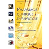 Pharmacie clinique et th�rapeutiquepar Jean Calop