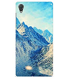 Doyen Creations Designer Printed High Quality Premium case Back Cover For Sony Xperia M4 AQUA DUAL