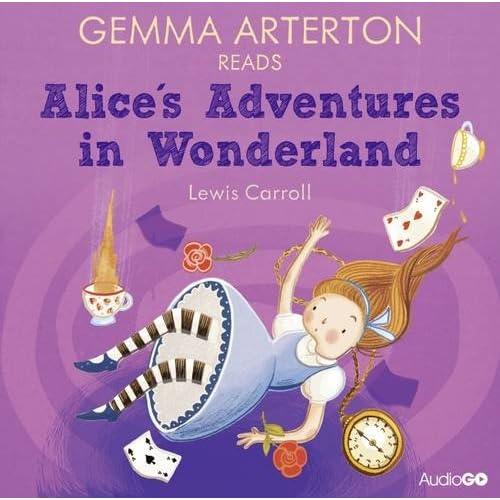Gemma-Arterton-Reads-Alices-Adventures-in-Wonderland-Famous-Fiction-Audio-CD