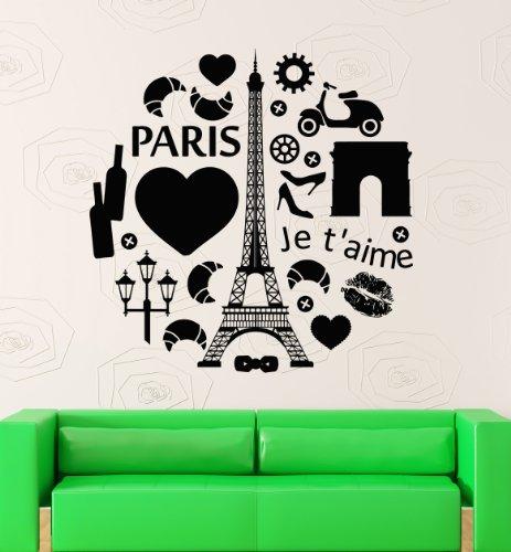 Paris Nursery Decor