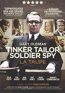 Tinker, Tailor, Soldier, Spy / La taupe  (Bilingual)