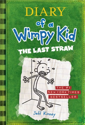 Image of The Last Straw (Diary of a Wimpy Kid, Book 3)
