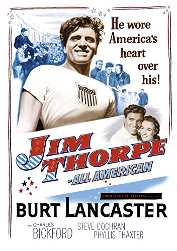 Amazon.com: Jim Thorpe: All American: Burt Lancaster ...