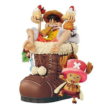 . Production order limited edition one piece ONEPIECE LOG McCOY 01 WEB limited ver (japan import)