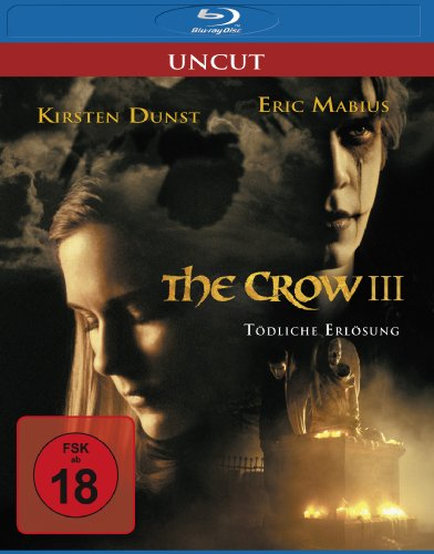 The Crow 3 - Tödliche Erlösung - Uncut [Blu-ray]