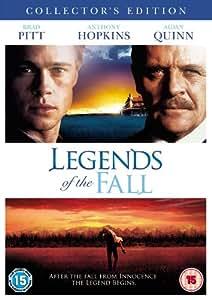 Legends of the Fall [Reino Unido] [DVD]: Amazon.es: Brad