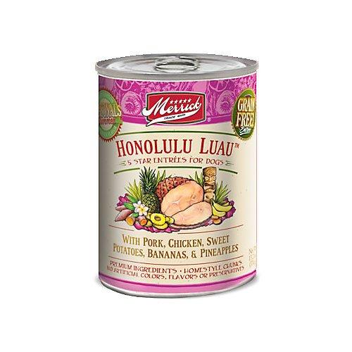 Merrick Honolulu Luau Can Dog Food 12 Pack