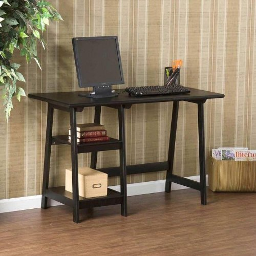 Buy Low Price Comfortable Langston Computer Desk (B004VYVKF0)