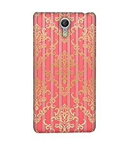 Fixed Price Printed Back Cover For Lenovo Zuk Z1 (Multicolor)