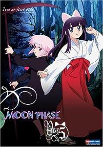 Moon Phase - Phase 5