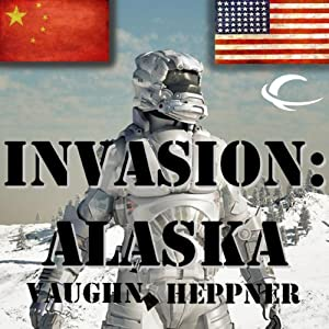 Invasion: Alaska Audiobook