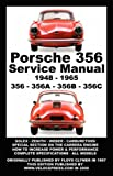 Veloce Porsche 356 Owners Workshop Manual 1948-1965