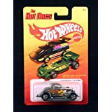 3-WINDOW 34 FORD (SILVER) * The Hot Ones * 2011 Release Of The 80s Classic Vintage HOT WHEELS