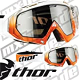 2013 Thor Hero Goggles (WHITE/ORANGE)