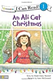 img - for An Ali Cat Christmas (I Can Read! / Ali Cat Series) book / textbook / text book