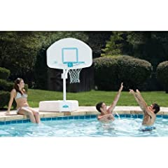 Dunnrite Splash and Shoot Swimming Pool Basketball Hoop by Dunn Rite
