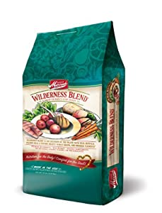Merrick Wilderness Blend Dog Food 30lb Bag