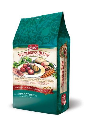Image of Merrick Wilderness Blend Dog Food 30lb Bag