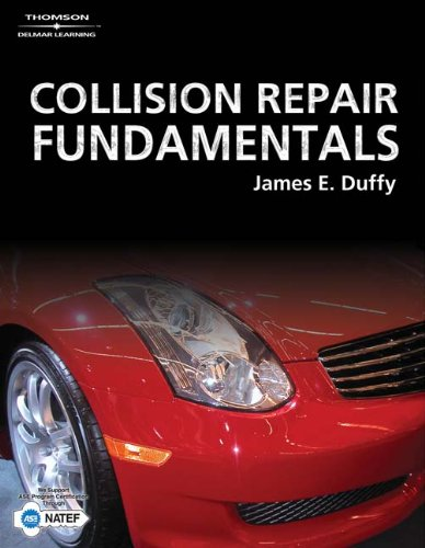Collision Repair Fundamentals - Delmar Cengage Learning - 1418013366 - ISBN:1418013366