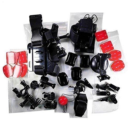 Generic Accessory Kit for GoPro HERO3+,GoPro HERO3,GoPro HERO2 and GoPro HERO Cameras