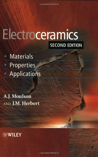 Electroceramics: Materials, Properties, Applications