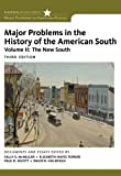 img - for Major Problems in the History of the American South, Volume 2 (Major Problems in American History Series) book / textbook / text book