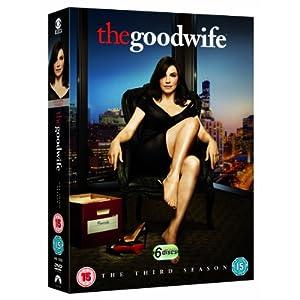 The Good Wife - Season 3 [DVD] [Import anglais]