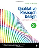 img - for Qualitative Research Design: An Interactive Approach (Applied Social Research Methods) book / textbook / text book