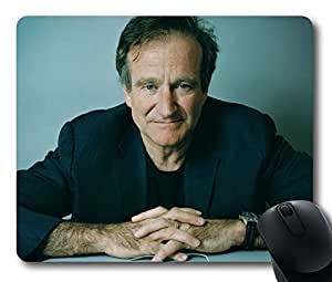 Amazon.com : Custom Gaming Mouse Pad with Robin Williams Man Jacket