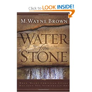Water from Stone: When